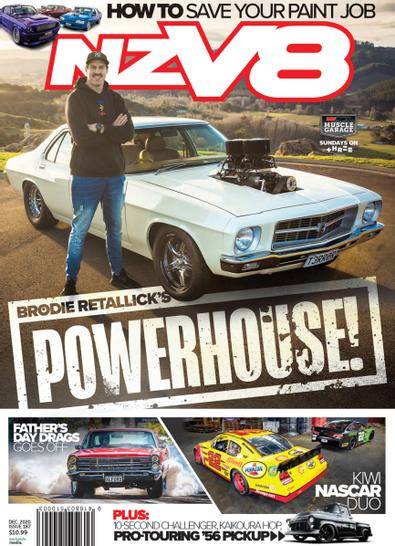 NZV8 digital cover