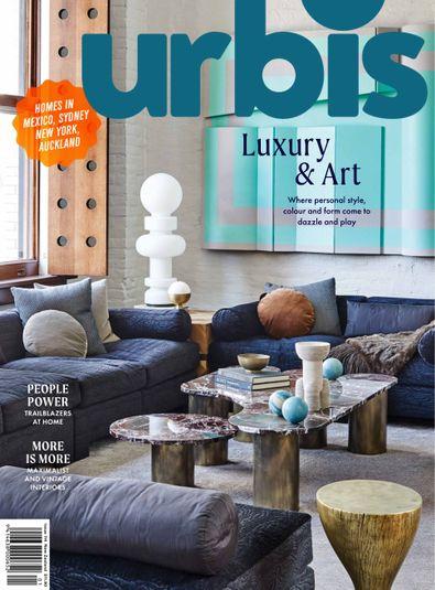 Urbis digital cover