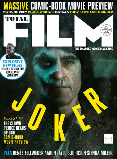 Total Film digital cover