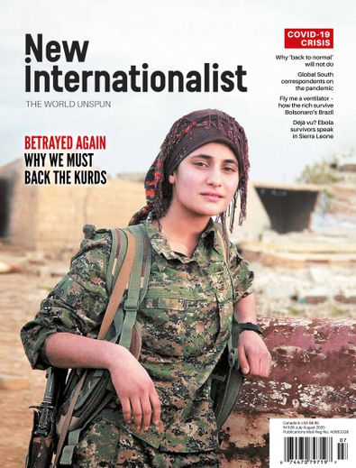 New Internationalist digital cover