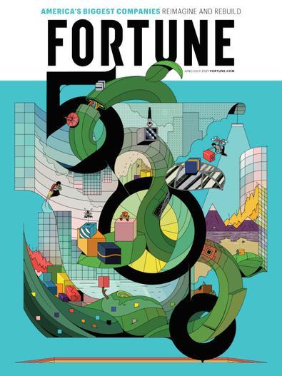 Fortune digital cover