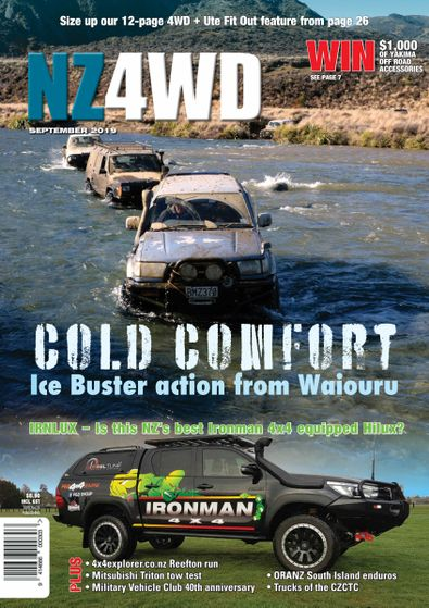 NZ4WD digital cover