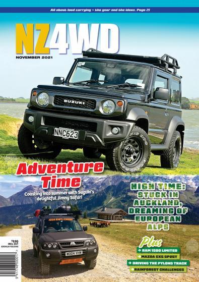 NZ4WD digital cover