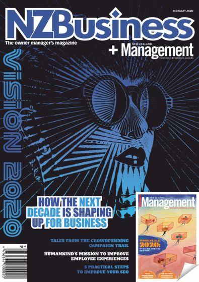NZBusiness+Management digital cover