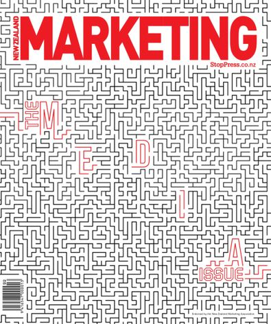 NZ Marketing digital cover