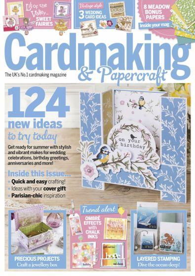 Cardmaking & Papercraft digital cover