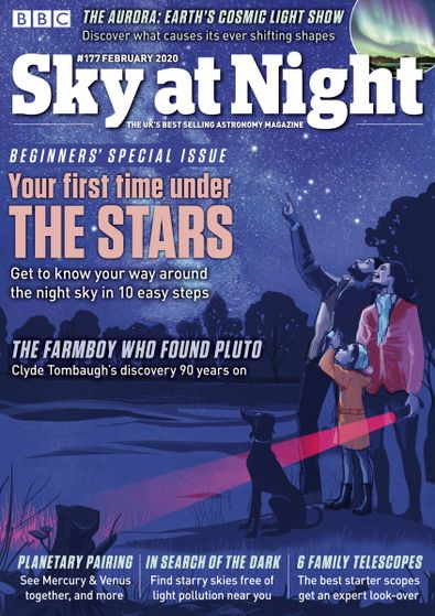 BBC Sky at Night digital cover