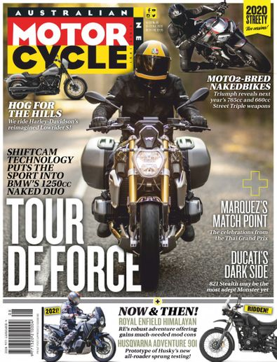 Australian Motorcycle News digital cover