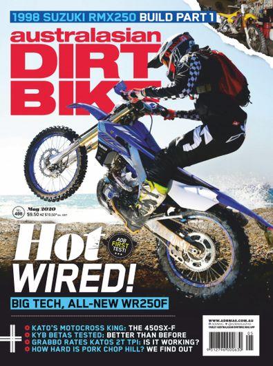 Australasian Dirt Bike Magazine digital cover