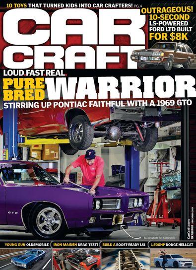 Car Craft digital cover