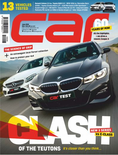 CAR digital cover