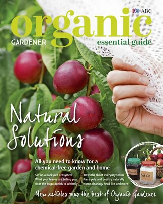 ABC Organic Gardener Magazine Essential Guides digital cover