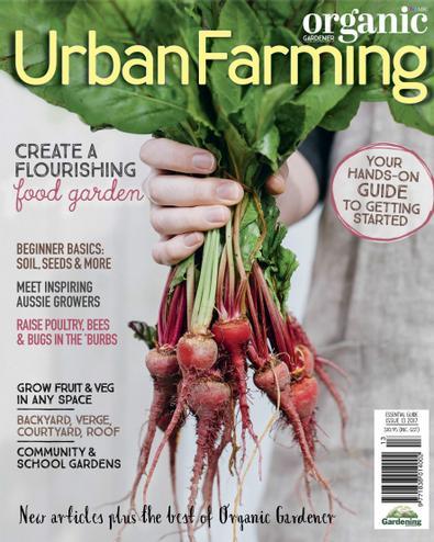 ABC Organic Gardener Magazine Essential Guides digital cover