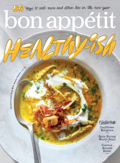 Bon Appetit digital cover