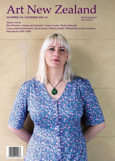 Art New Zealand digital cover