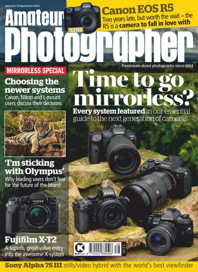 Amateur Photographer digital cover