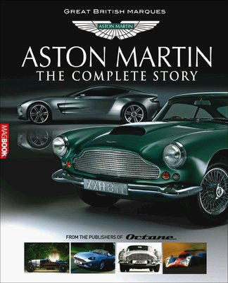 Aston Martin: The Complete Story digital cover