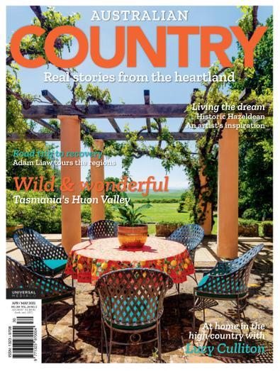 Australian Country digital cover
