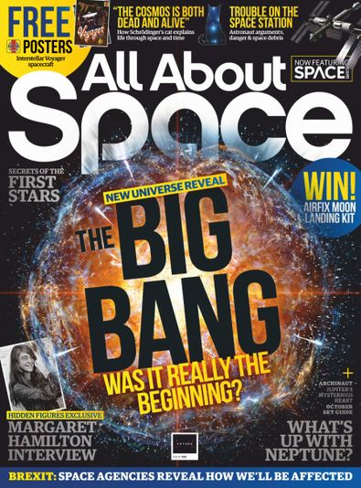 All About Space digital cover