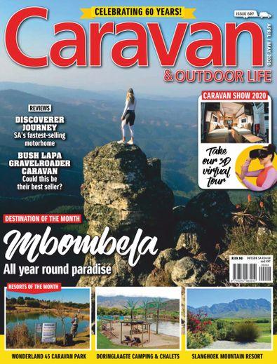 Caravan and Outdoor Life digital cover