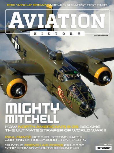 Aviation History digital cover