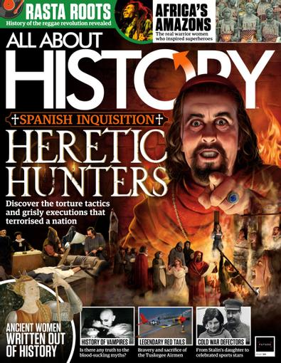 All About History digital cover