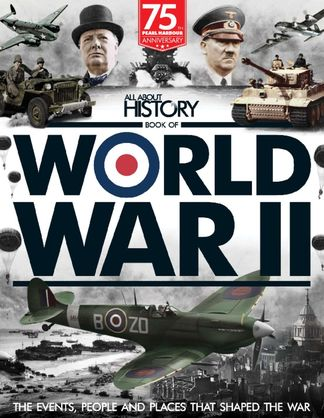 All About History Book Of World War II digital cover