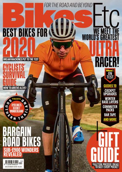 Bikes Etc Magazine digital cover