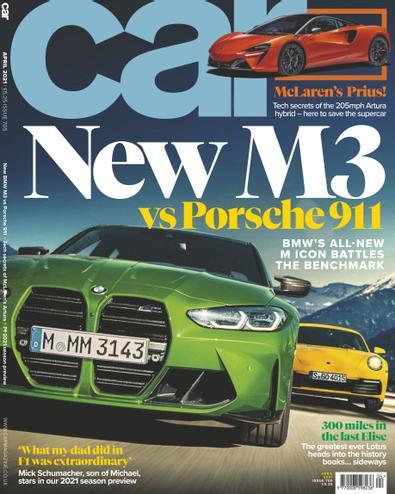 CAR UK digital cover