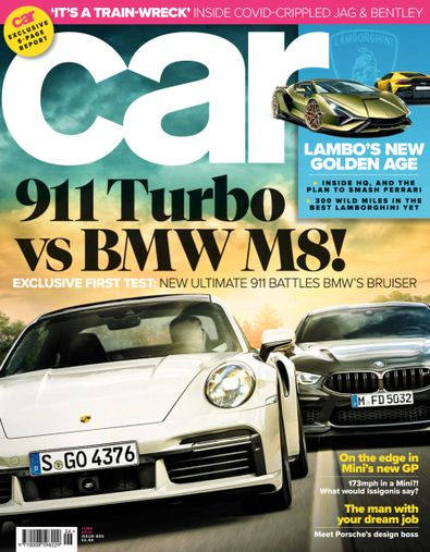 CAR UK digital cover
