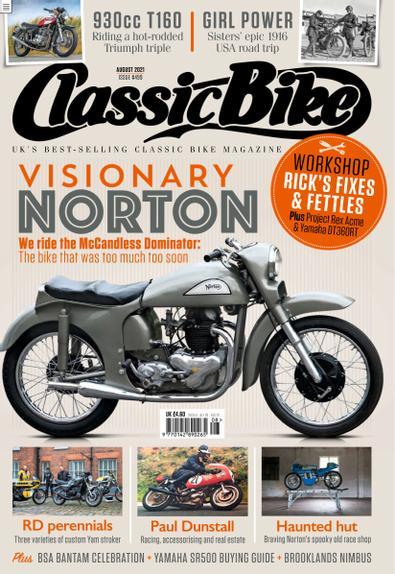 Classic Bike digital cover