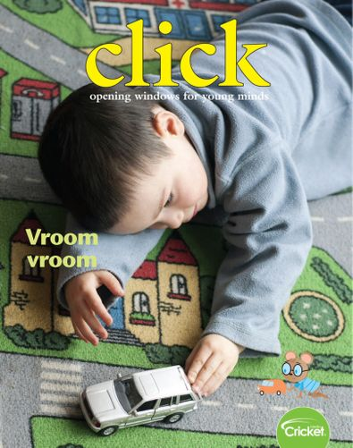 Click Science and Discovery Magazine for Preschool digital cover
