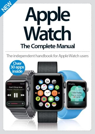 Apple Watch The Complete Manual digital cover