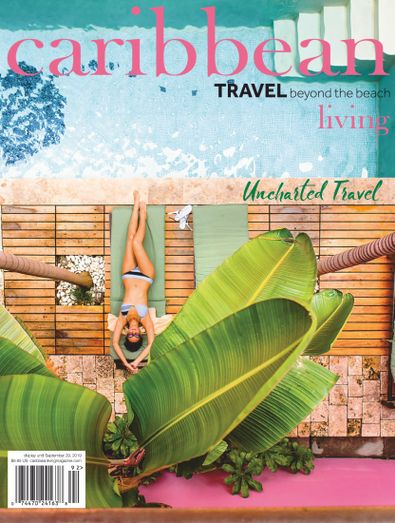 Caribbean Living digital cover