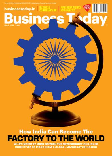 Business Today digital cover