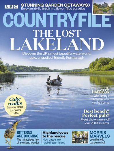 BBC Countryfile Magazine digital cover