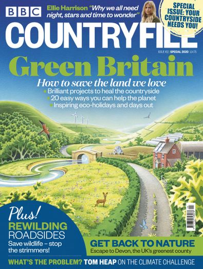 BBC Countryfile Magazine digital cover