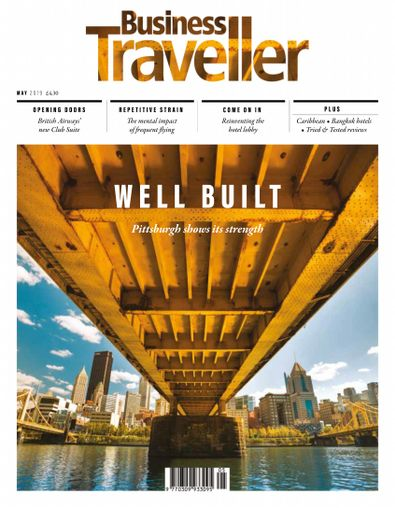 Business Traveller digital cover