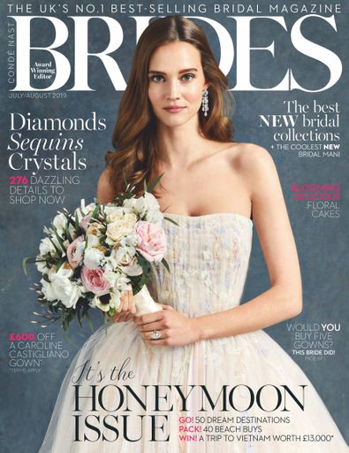 Brides UK digital cover