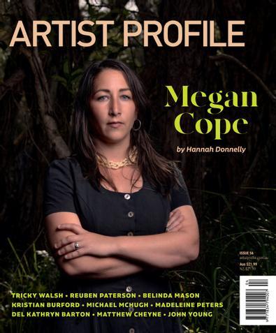 Artist Profile digital cover