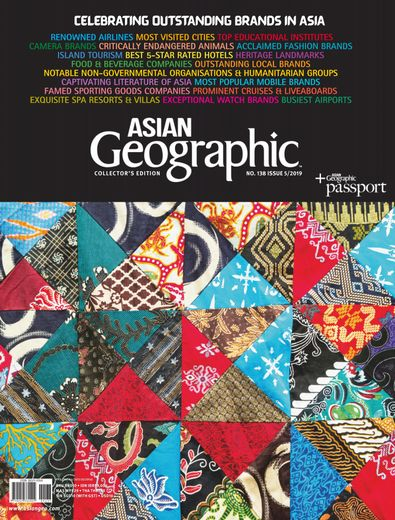 ASIAN Geographic digital cover