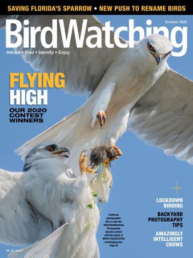 BirdWatching digital cover