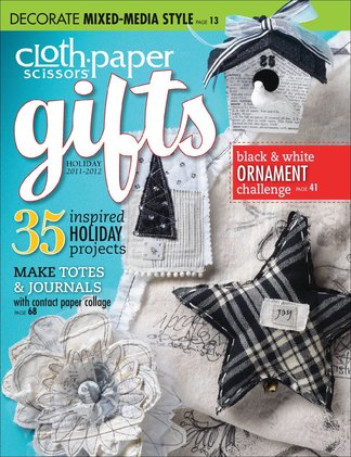 Cloth Paper Scissors Gifts digital cover