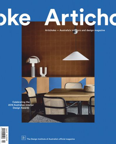 Artichoke digital cover