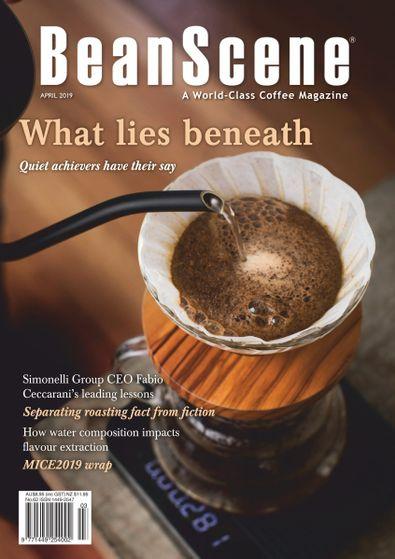 BeanScene digital cover