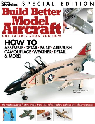 Build Better Model Aircraft digital cover