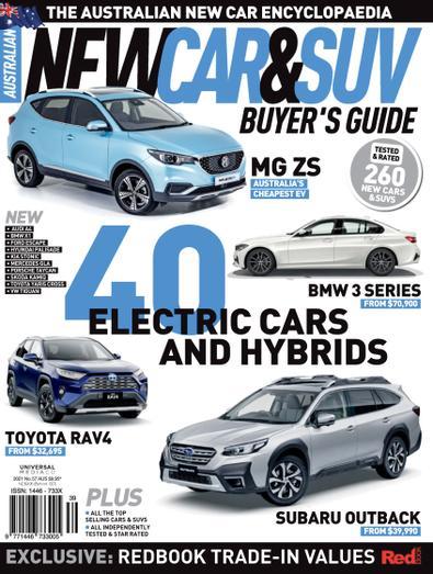 Australian New Car Buyer digital cover