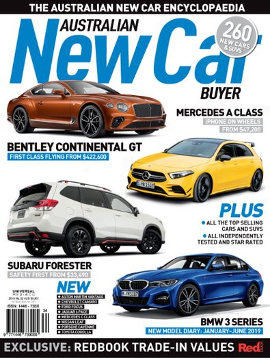 Australian New Car Buyer digital cover