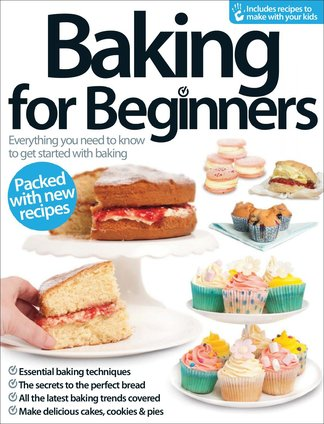 Baking for Beginners digital cover