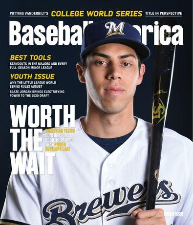 Baseball America digital cover